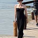 Princess Charlene of Monaco Vacation Pictures