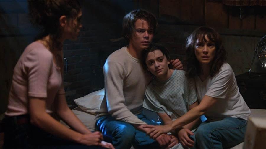 How Does Stranger Things Season 2 End Popsugar Celebrity Uk