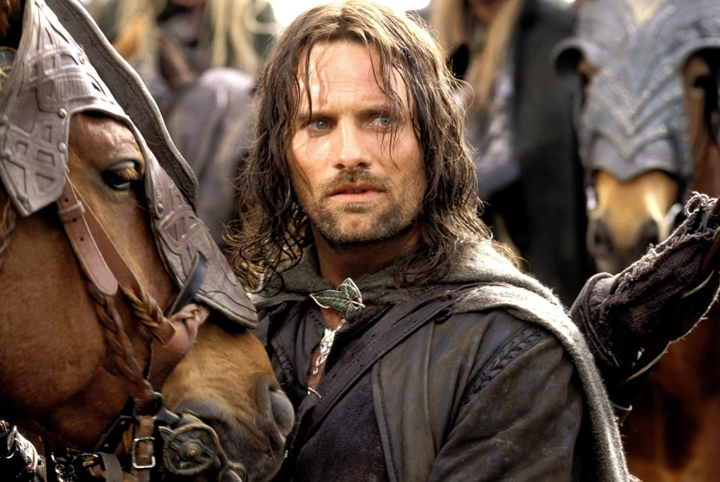 Viggo Mortensen, The Lord of the Rings