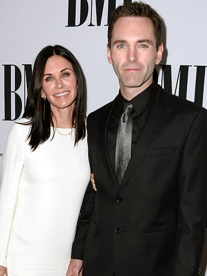 Johnny McDaid Gets a Tattoo of Courteney Cox's Initials - Find Out Where the Musician Got Inked!
