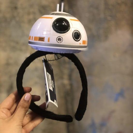 Droid Headbands Star Wars: Galaxy's Edge Disneyland