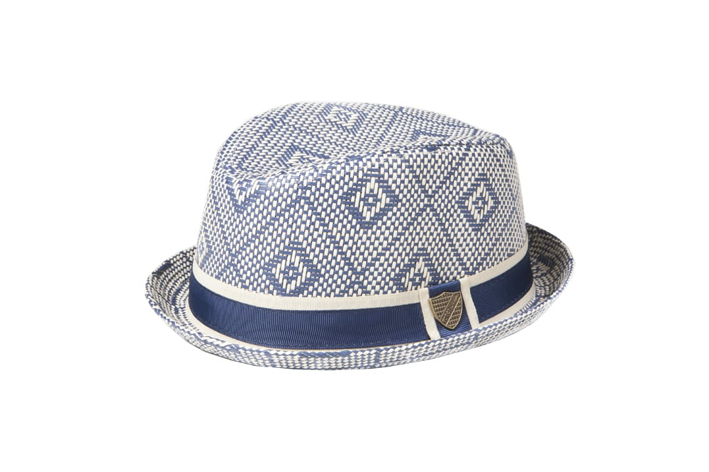 Fore! Axel and Hudson's Toyo Trilby ($28) features an intricate paper braid weave.