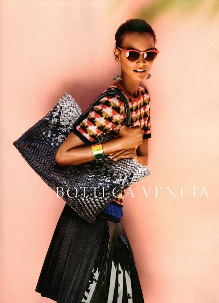 Bottega Veneta Spring 2012 Ad Campaign