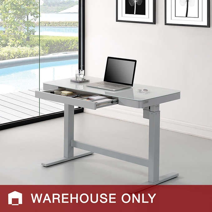 Tresanti Adjustable Desk Costco Holiday Deals 2017