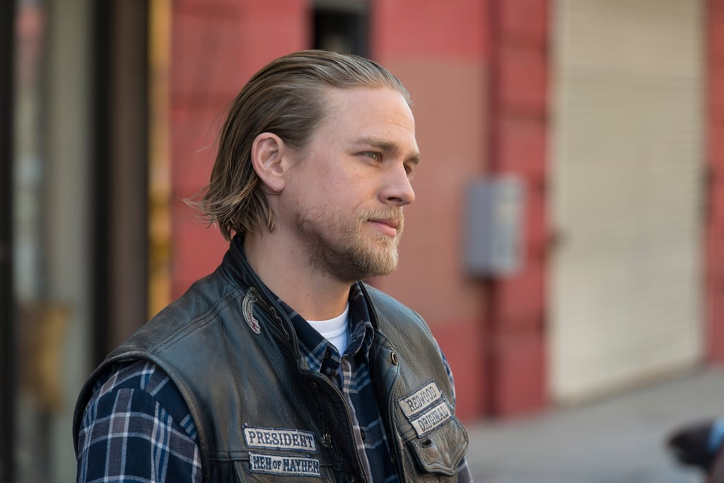 Charlie Hunnam Soa: Charlie Hunnam On Sons Of Anarchy Pictures