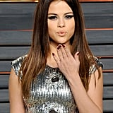 Selena Gomez at Vanity Fair Oscars Party 2016