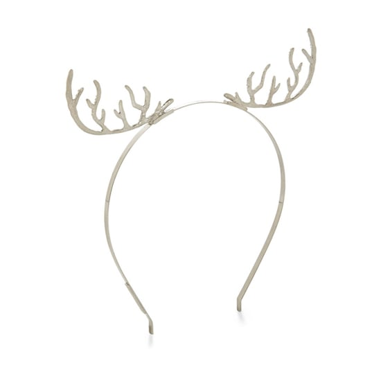 Wondering what to give your more adventurous pals? This Pave Antlers Headband ($48) by BCBG Max Azria is just the thing; the hilarious yet strikingly pretty accents will interest even the comedienne of the bunch.