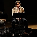 Jason Reitman joined in a luve reading of The Apartment in NYC.