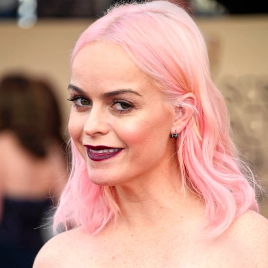 Taryn Manning Pink Hair at the 2017 SAG Awards