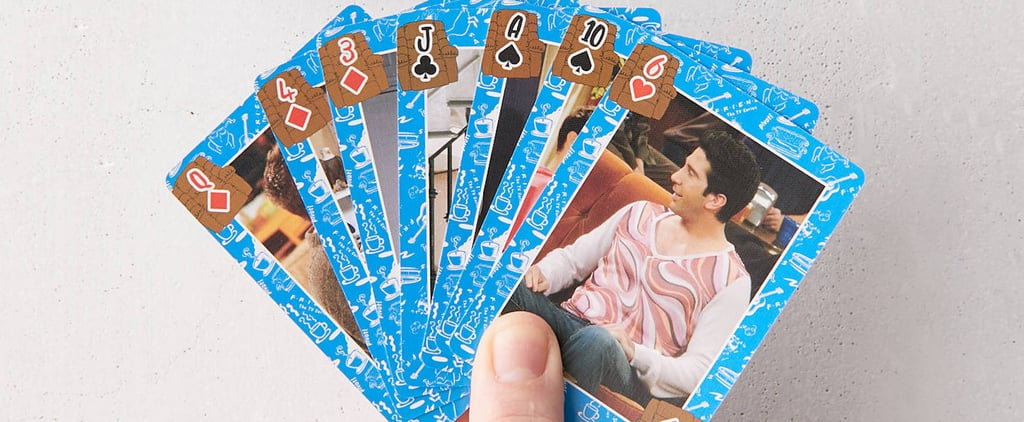 Friends Playing Card Deck 2020