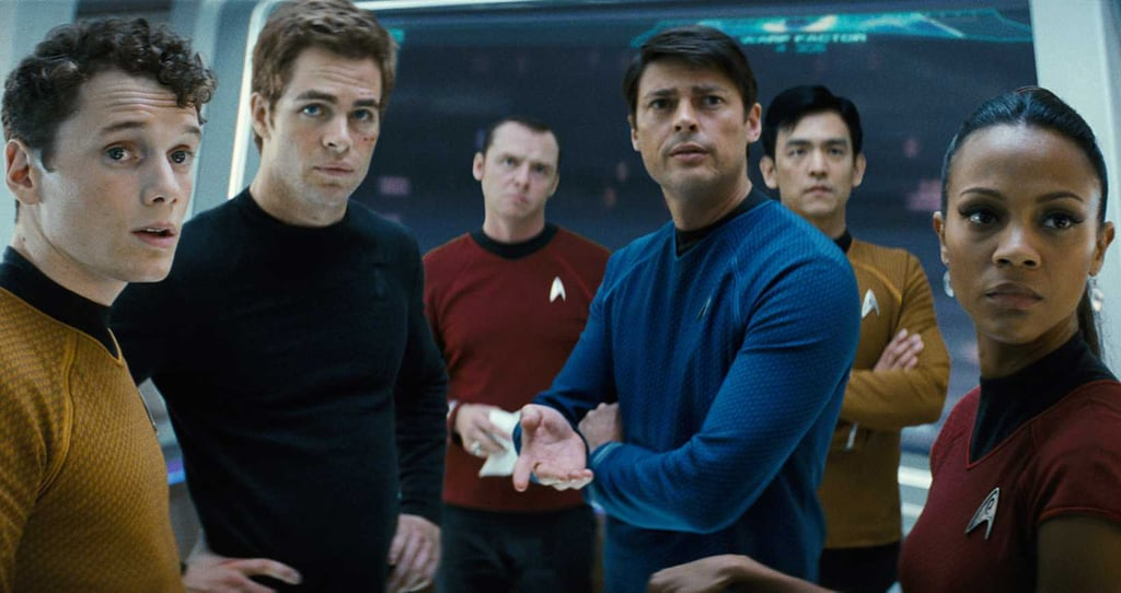The Crew of Star Trek's Voyager From Star Trek Beyond