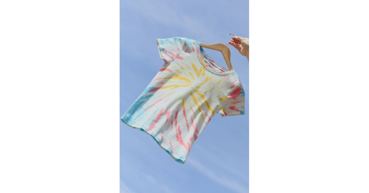 09af8ddfa UO Poppy Tie-Dye Tee | New Summer Releases Urban Outfitters 2019 | POPSUGAR  Fashion Photo 7