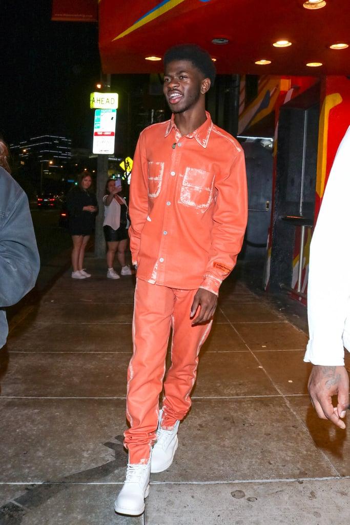 Lil Nas X in Los Angeles