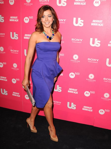 Hollywood's Hottest Gather For Us Weekly's Annual Bash