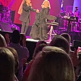 Ariana Grande Joined Barbra Streisand in Concert in Chicago