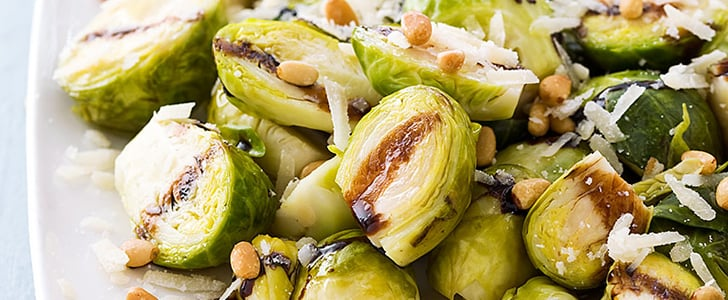 Crock Pot Balsamic Brussels Sprouts