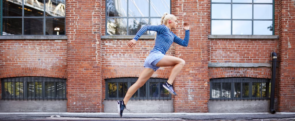 Use This Pro Tip to Run Without Feeling Like Your Lungs Are Imploding