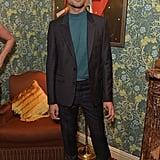 تان فرانس في عرض أزياء فيكتوريا بيكهام وحفل يوتيوب