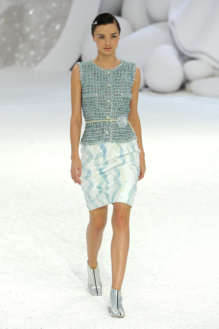 Chanel Spring 2012