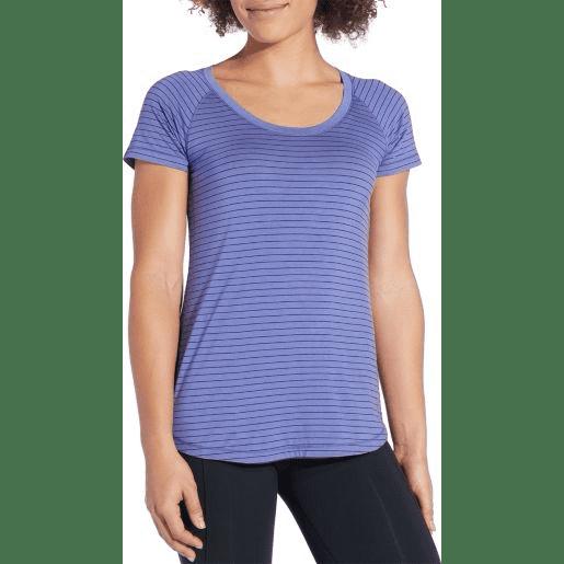 CALIA Women's Everyday Striped T-Shirt