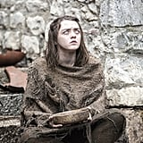 Arya Stark, Season Six