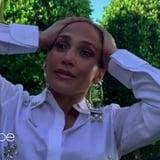 Watch Jennifer Lopez Talk About Homeschooling on Ellen
