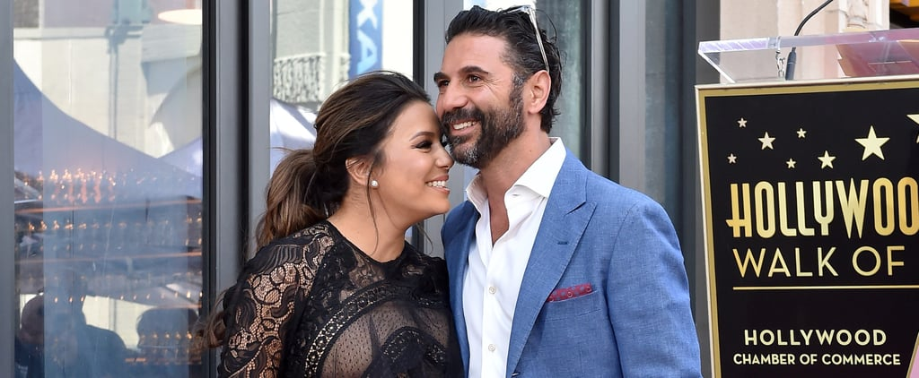 Eva Longoria and Jose Antonio Baston Pictures