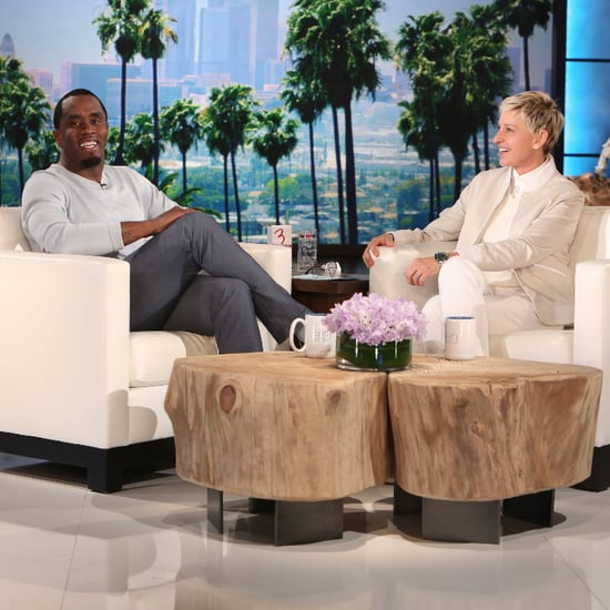 "Sean ""Diddy"" Combs Explains All His Nicknames on Ellen"