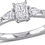 Delmar Jewelers 14K White Gold Diamond Engagement Ring