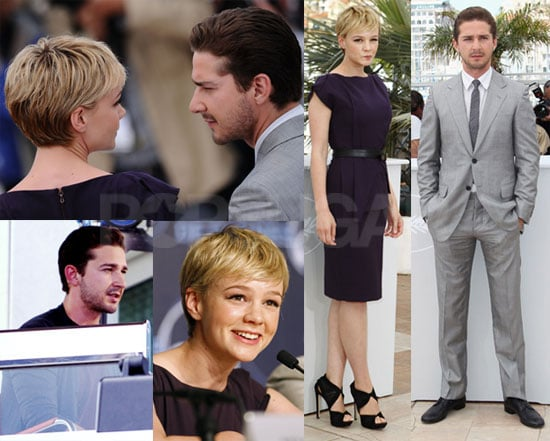 Pictures of Carey Mulligan, Shia LaBeouf, Josh Brolin, Michael Douglas And Oliver Stone Promoting Money Never Sleeps at Cannes 2010-05-14 09:15:00