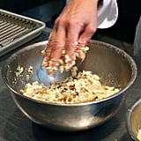 Coat in Crushed Crackers and Pecans