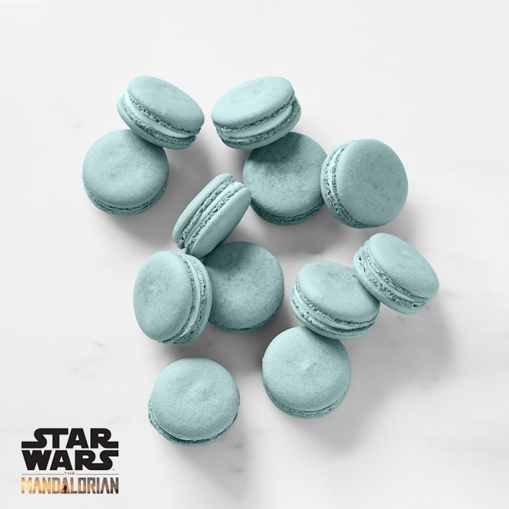 Where to Order the Blue Mandalorian Macarons Online