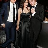 Joe Keery, Winona Ryder, et Charlie Heaton
