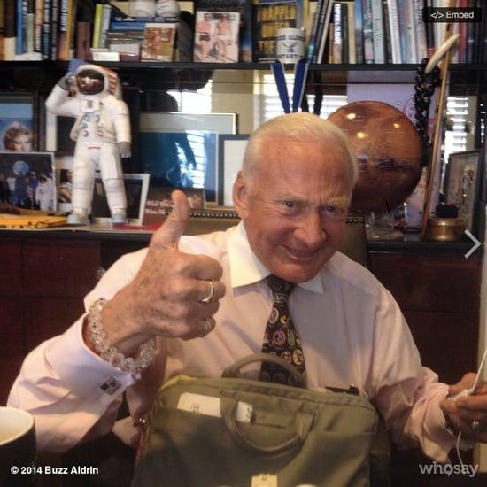 Buzz Aldrin Reddit AMA