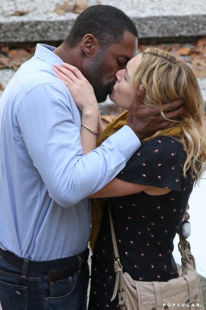 Kate Winslet Gets to Make Out With Idris Elba Because Life Just Isn't Fair
