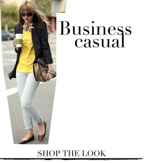 Liz Cherk Street Style Look