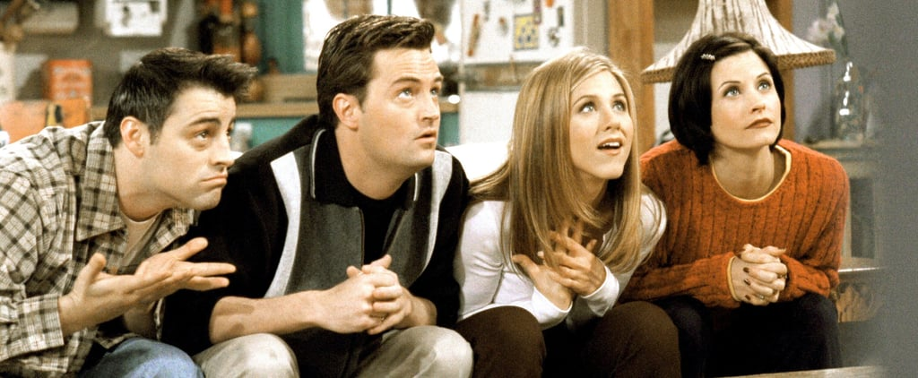 A Video Montage of the Funniest Moments From Friends