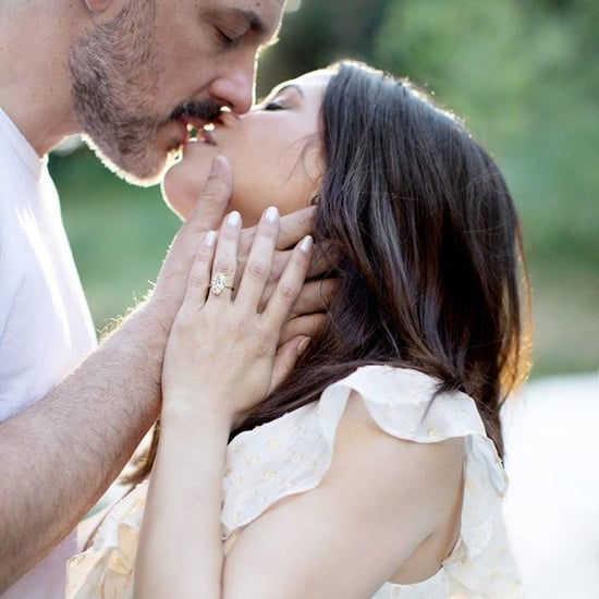 Jenna Dewan's Engagement Ring From Steve Kazee