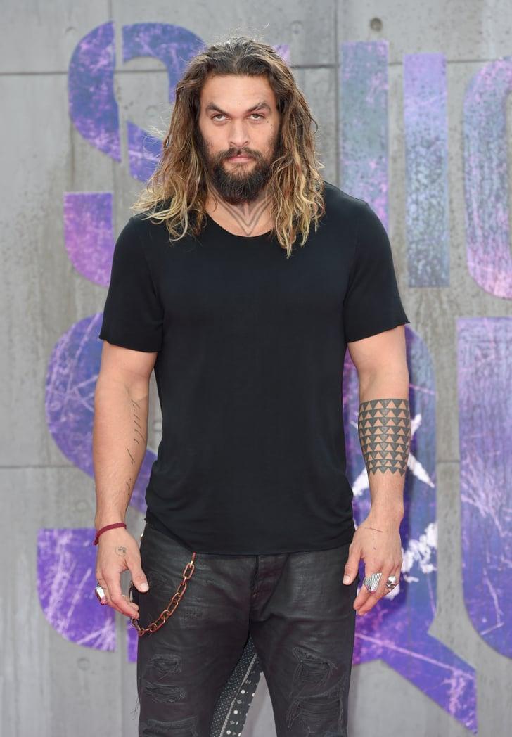 Jason Momoas Tattoos Popsugar Celebrity