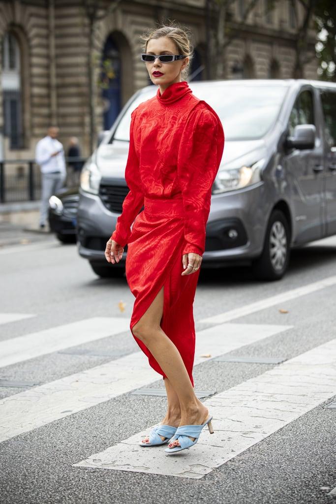 The Spring 2020 Dress Trend: '80s Ladies