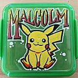 Personalized Pokémon Sandwich Box