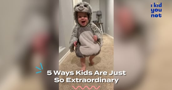 Video of Extraordinary Toddlers   I Kid You Not