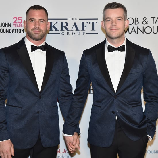 Russell Tovey Engaged to Steve Brockman
