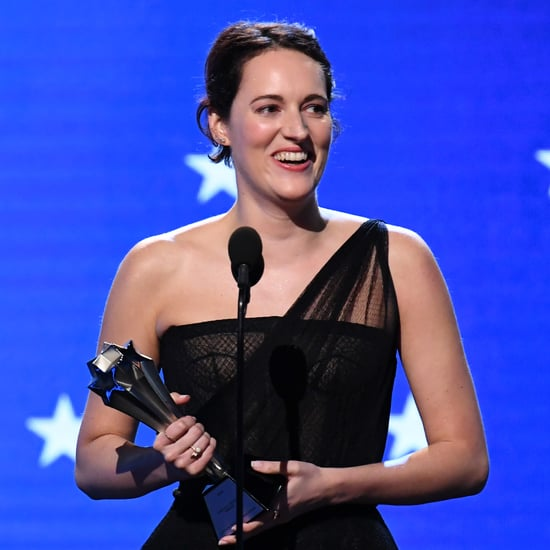 What Phoebe Waller-Bridge Said in Her Critics' Choice Speech