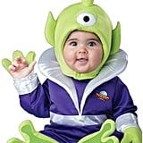 Baby's Mini Martian Costume