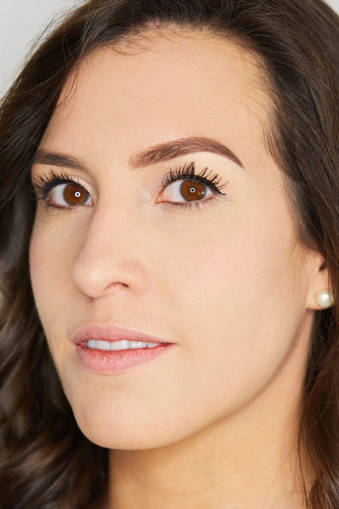 """Lastly, Bailey suggests you switch back to the wax pencil, and apply another layer of pigment to the back half of the brow to create even more depth and dimension. He put it best: """"Length + fullness = ultimate drama."""""""
