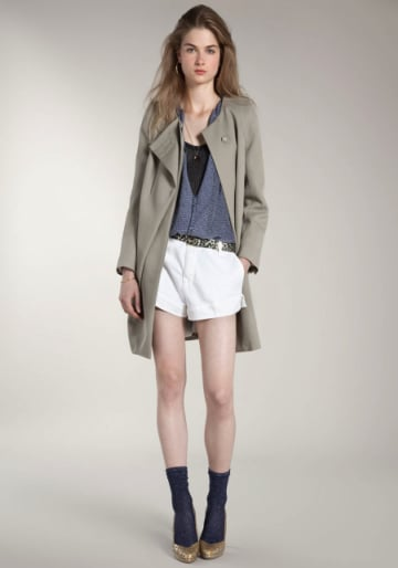 Photos of Vanessa Bruno Resort 2011 Lookbook Collection
