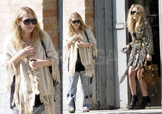 Pictures of MK and Ashley Olsen