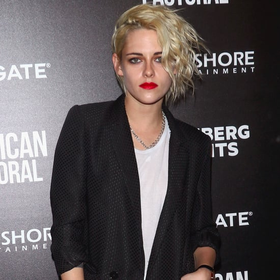 Kristen Stewart at American Pastoral NYC Screening Oct. 2016