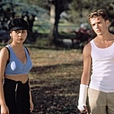 Ryan Phillippe and Sarah Michelle Gellar in I Know What You Did Last Summer